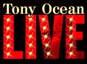 Magnolia Bluffs Casino presents TONY OCEAN LIVE! (Night 1 of 2) | 8 PM
